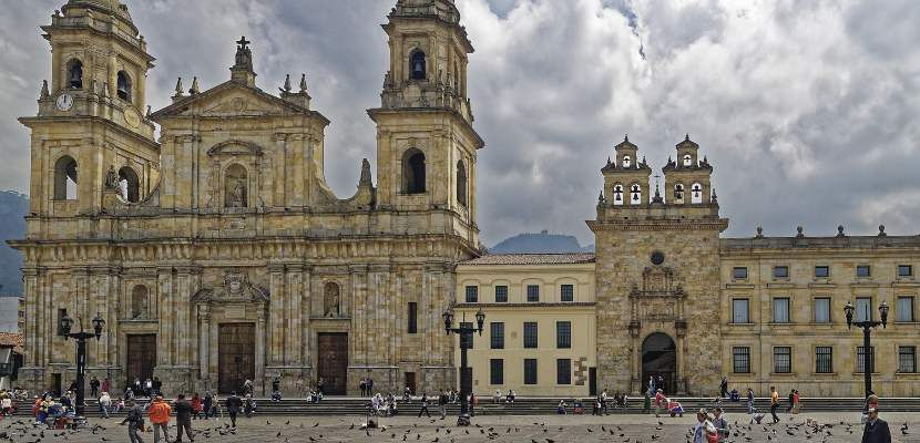 Plaza de Bolivar Bogotá