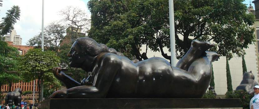 Escultura Botero Medellín